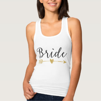 Bride/Bride Tribe/Bridemaid Tank Top