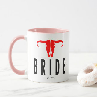 Bride & Bull by VIMAGO Design Mug
