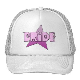Bride Cap Trucker Hat