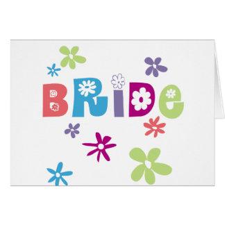 Bride Cards