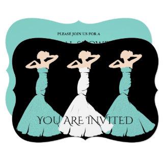 BRIDE & CO Be My Bridesmaid Bridal Party Card