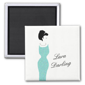 BRIDE & CO Darling Personalize Party Favor Magnet