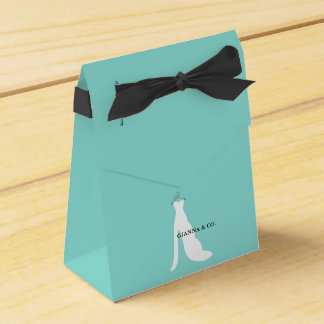 BRIDE & CO Here Comes The Bride Party Favor Boxes
