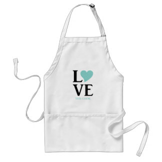 BRIDE & CO. Love Tiffany Party Love The Cook Apron