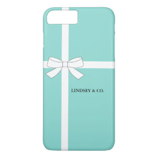 BRIDE & CO Something Blue iPhone Case