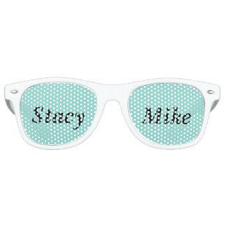 BRIDE & CO. The Happy Couple Party Sunglasses