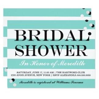 BRIDE & CO. Tiffany Party Bridal Shower Invitation