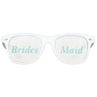 BRIDE & CO. Tiffany Wedding Bridesmaid Sunglasses
