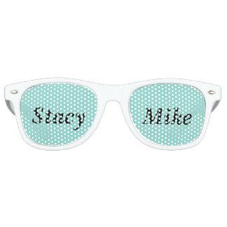 BRIDE & CO. Tiffany Wedding Party Sunglasses