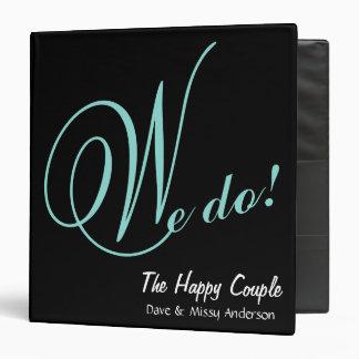 BRIDE & CO. We DO Tiffany Wedding Planner Binder