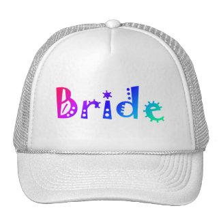 Bride (Color) Trucker Hat