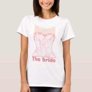 Bride drees T-Shirt