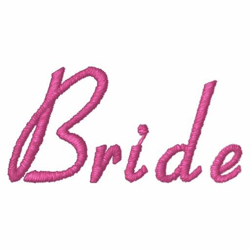 Bride Hoody