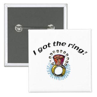 Bride Engagement Favors Buttons