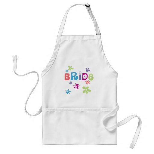 Bride Favors and Gifts Apron