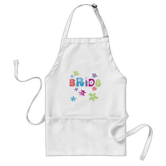 Bride Favors and Gifts Standard Apron