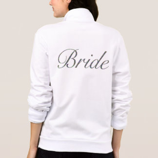 Bride Fleece Jacket