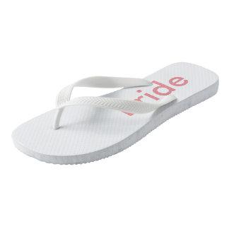 Bride Flip-Flops Flip Flops