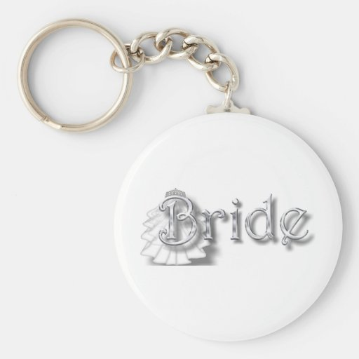 ♥Bride - for Bachlorette Party, Shower, Honeymoon♥ Key Chain