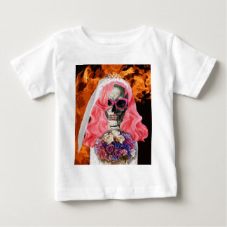 Bride from hell baby T-Shirt