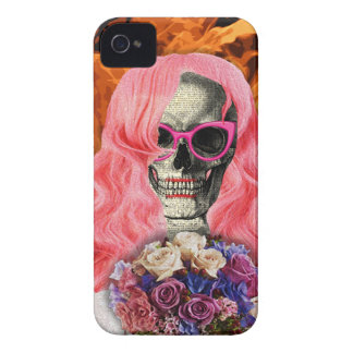 Bride from hell iPhone 4 Case-Mate case