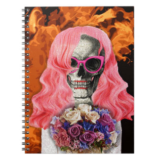 Bride from hell notebook