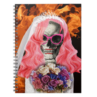 Bride from hell notebooks