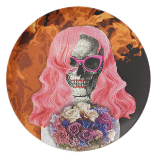 Bride from hell plate