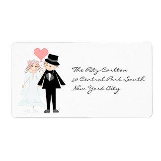 Bride future mrs and groom future mr