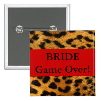 Bride Game Over Buttons