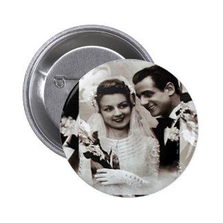 Bride Groom Button Button