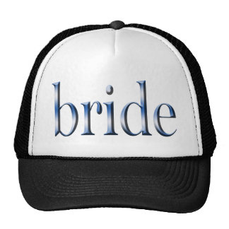 Bride Hat / Cap