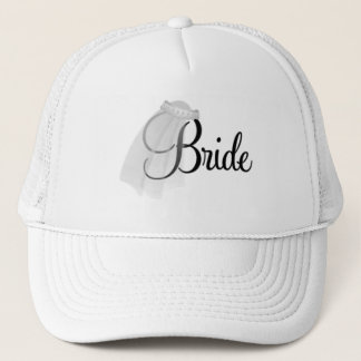 Bride Hat's Trucker Hat