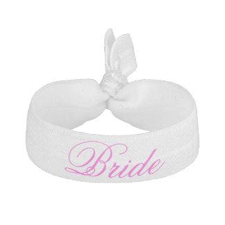 Bride Head Band Hair Tie