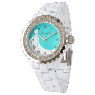 Bride, Maid of Honor, or Bridesmaid's Wristwatches