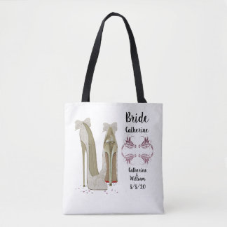Bride Memento Gift Tote Bag