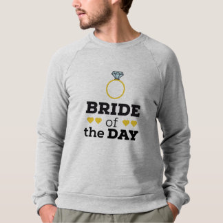 Bride of the Day Zqx9c Sweatshirt