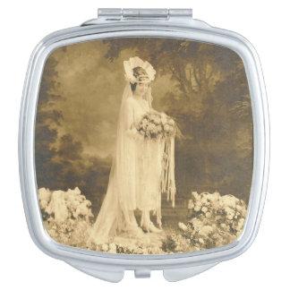 Bride of Yesteryear Vanity Mirror