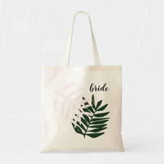 Bride | Palm Getaway Tote Bag