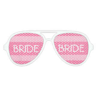Bride party shades for wedding party