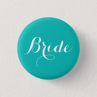 Bride Pin | Tiffany Blue Theme