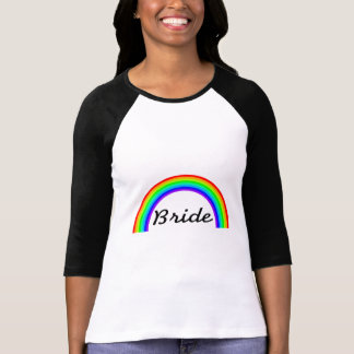 Bride (Rainbow) T-Shirt