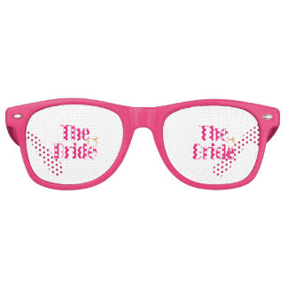 Bride-set-PINK.gif Party Sunglasses