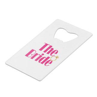 Bride-set-PINK.gif Wallet Bottle Opener