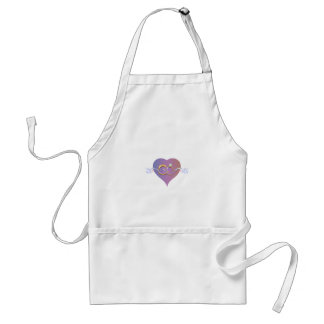 BRIDE SHOWER WEDDING RINGS BAND PARTY APRONS