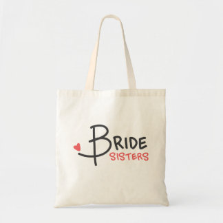 Bride Sisters Tote Bag