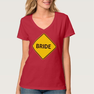 Bride Tee Shirts