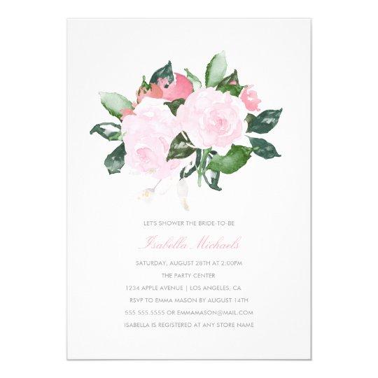 Bride-To-Be | Bridal Shower Invitation