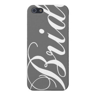 BRIDE TO BE CASE FOR THE iPhone 5