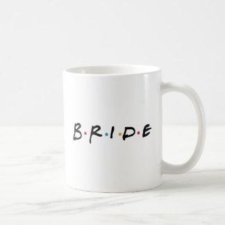 Bride to be coffee mug
